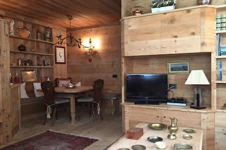 Charming home in the woods of Pocol - Flat