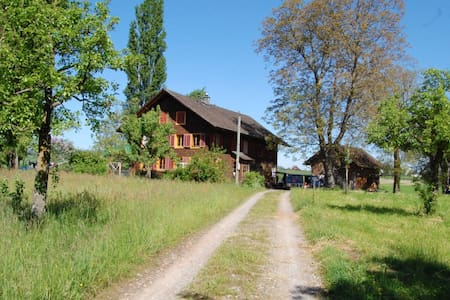Cosy Landhouse close to Lucerne  - House