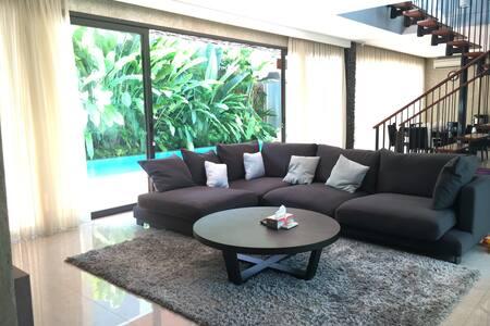 Green Minimalis - House