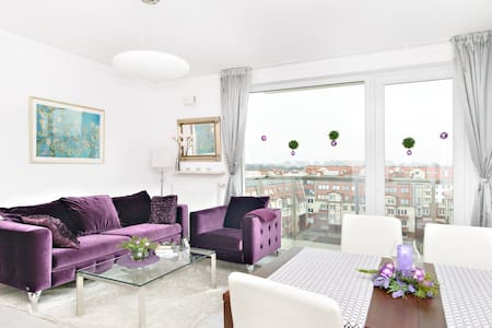 Luxurious apartment in city center  - Wohnung