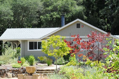 The Joy of Coastal Mountain Living! - House
