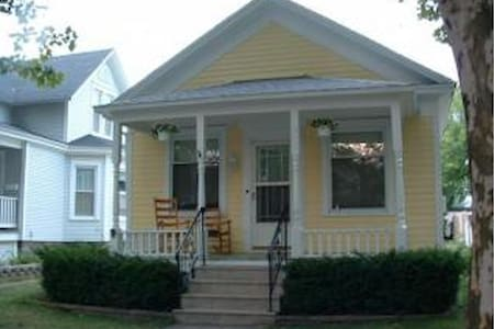 Charming 2 bedroom private home! - St. Joseph