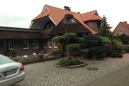 Luxuriöse Wohnung im Landhaus - Apartment