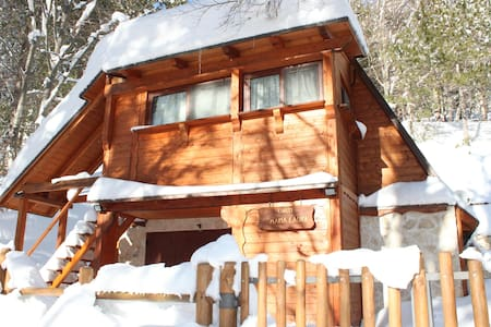 Rustical Chalet in Passo Lanciano - Passo Lanciano - Chalet