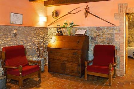 Encantadora casa de pueblo en el Baix Empordà. - Fonteta - Villa