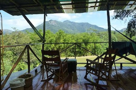 Mountain lodge with stunning views - Chatka