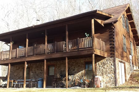 Log Cabin - 3BR - Lost River WV - Cabin