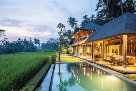 Benisari Batik Garden Villa - Payangan