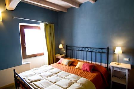 The B & B Spigo, Tuscany, Green Room - Aamiaismajoitus