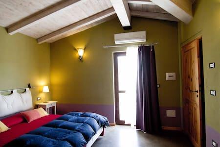 B&B Lo Spigo, Tuscany, Lilla Room - Aamiaismajoitus