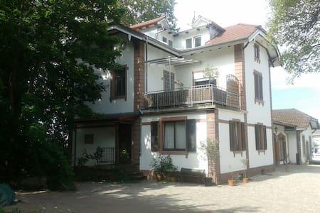 schöne 2-Zi.-Wohnung / zentral - Friburgo - Villa