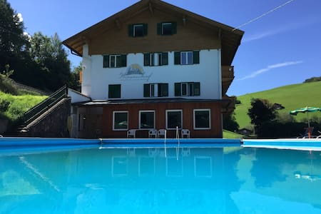 Hotel WIESENHOF with pool & sun terraces - Kastelruth - Other