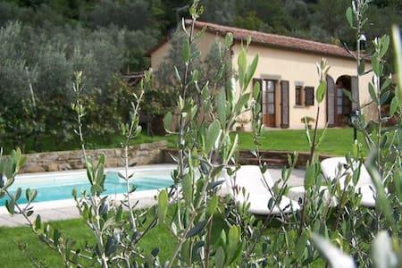 Elegant Villa, private pool,Cortona