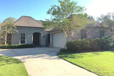 House with easy access to all of Baton Rouge / LSU - Baton Rouge - House