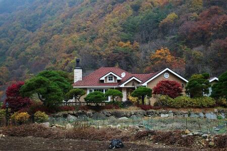 GakyeonJae - Beauty of mid-Korea - 괴산군