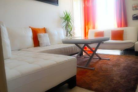 Bel Appartement de 3pièces + parking fermé gratuit - Montpellier - Wohnung