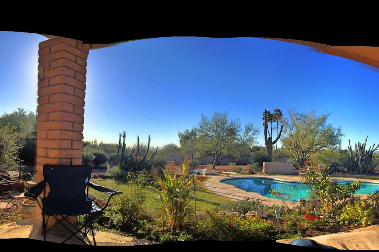 Welcome to the Scottsdale Desert Oasis!