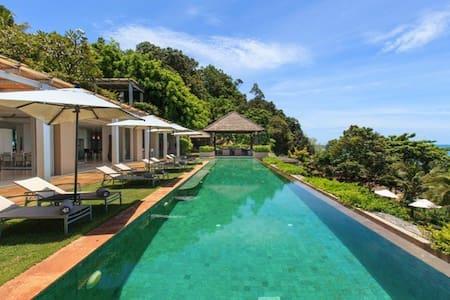 Most stylish villa in Koh Samui