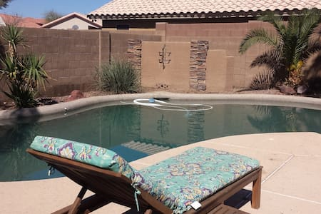 Private Room with Pool Access (Q) - Maison