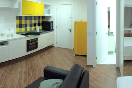 Studio região Paulista-Augusta/ Frei Caneca - São Paulo - Loft
