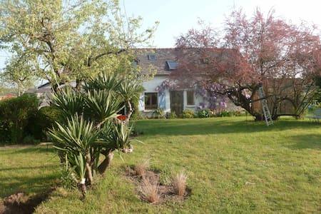 duplex 10 mn  parc expo et Rennes - Bruz - House