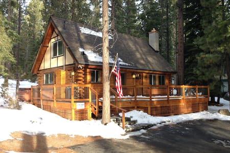 Woody's Cabin - Eteläinen Lake Tahoe