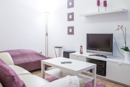 Ruhiges 2 Zimmer Apartment - Nuremberg - House