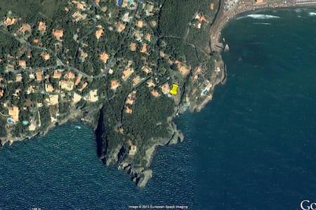 Ansedonia, casa a picco sul mare - Ansedonia - Villa