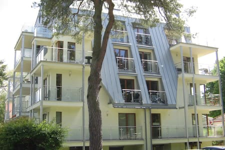 Komfortable Wohnung in erster Reihe - Lejlighed