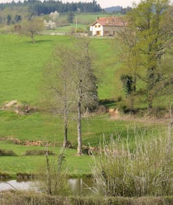 """""""Natural"""" farm in South Burgundy! - House"""