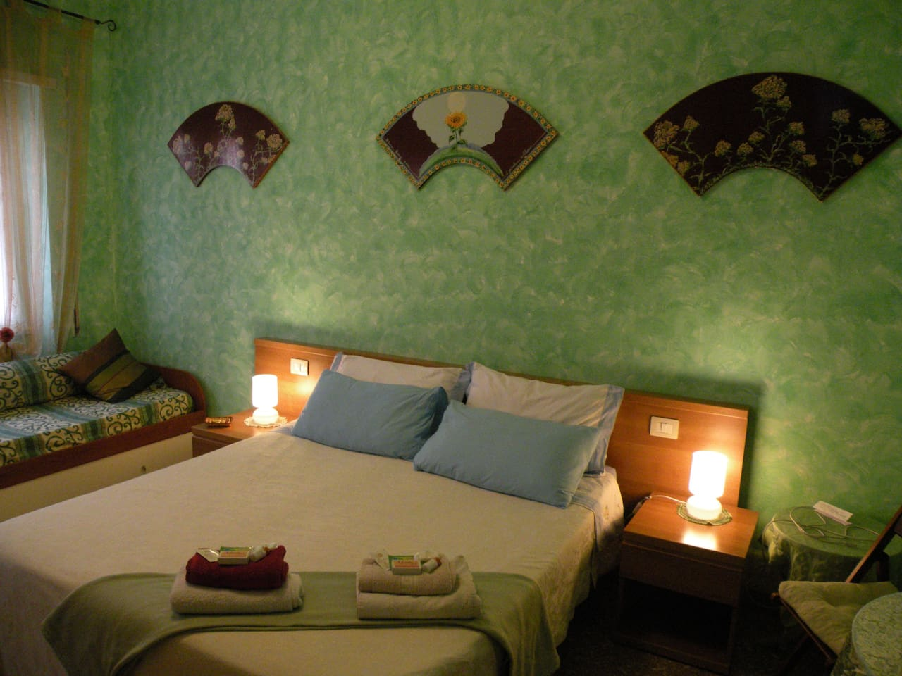 Family Suite b&b rome max 3 Pax