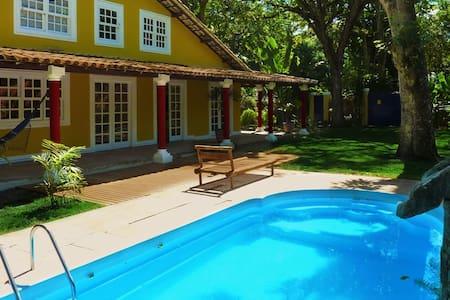 Villa House with Pool Porto Seguro