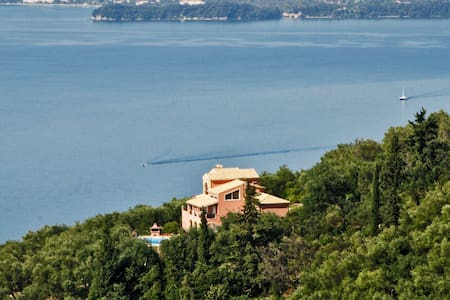 Luxury Villa w/panoramic views