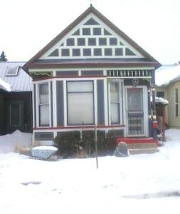 142 W 7th street Historic victorian - Rumah