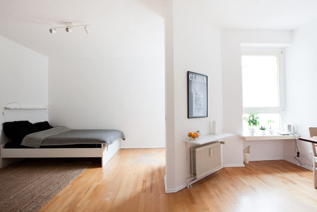 CUTE VACATION FLAT IN KREUZBERG
