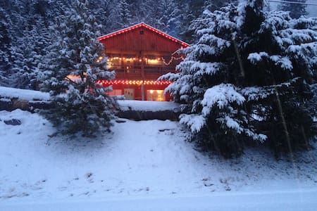 Cozy Cabin 3BD w/Hide-a-bed Sleep 8 - Leavenworth - Cabanya