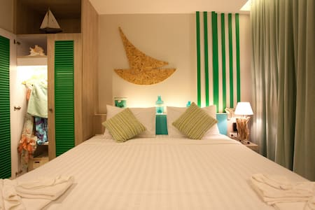 Superior Double Room In Kata Beach - Bed & Breakfast