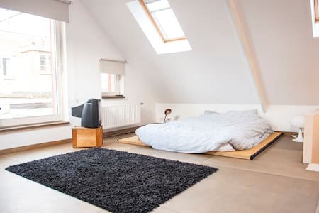 Small loft + private bathroom - Wohnung
