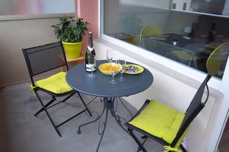 Appartement design avec terrasse - Chamalières