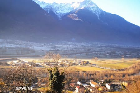 B&B The owl - Valtellina - Bed & Breakfast