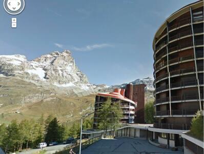 Apartment-studio in Cervinia - Valtournenche - Wohnung