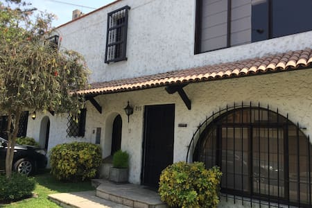 Cozy two-story home - San Isidro