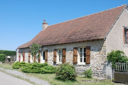 Discover relaxing France. - Diennes-Aubigny - House