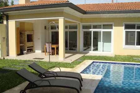 60 sqm Apartment with Pool & BBQ - Asuncion - Flat