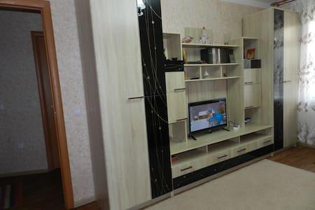 Уютная однокомнатная квартира - Ples - Apartment