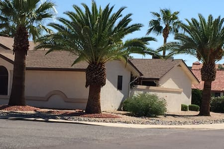 Lovely Casita in Sun City West - Bungalo