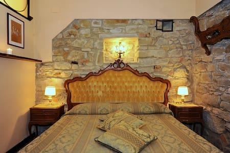 CAMERA DOPPIA CON BAGNO PRIVATO - Castelfranco di Sopra - Bed & Breakfast