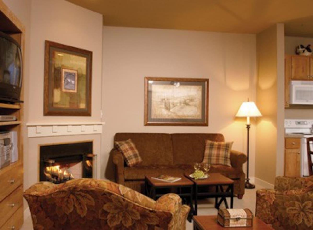 Windsor, CA Resort 1 Bdrm Condo 2