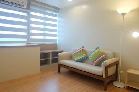 A cozy studio near Greenhills Shopping! - Wohnung