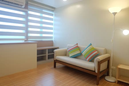 A cozy studio near Greenhills Shopping! - Apartament